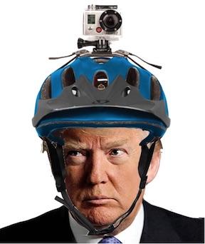 Go Pro Trump