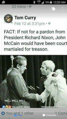Fake McCain news