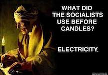 Socialist electricity