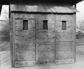 Camp Randall jail