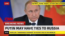 Putin Ties to Russia