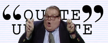quoteunquote