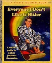 You're Hitler
