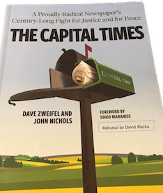 Capital Times book