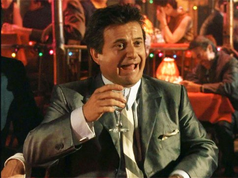 GOODFELLAS-PESCI laugh