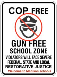 NO COPS NO GUNS