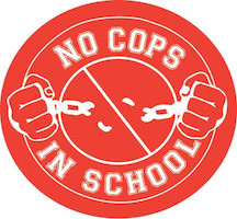No Cops in Schools