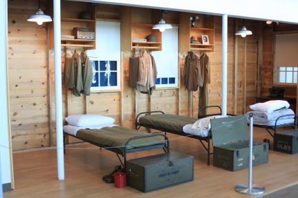 Silent_Wings_Museum_Army_barracks_2009