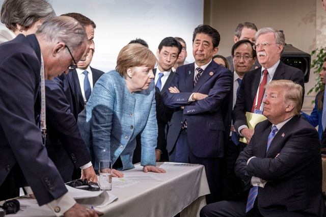 donald-trump-angela-merkel-g7-summit1