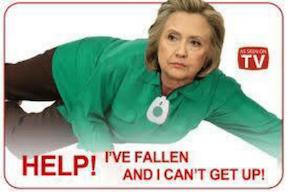 Fallen can't get up