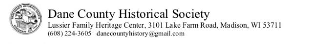Historic Society Banner