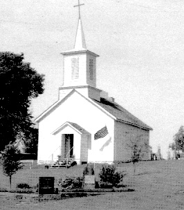 B&W Church