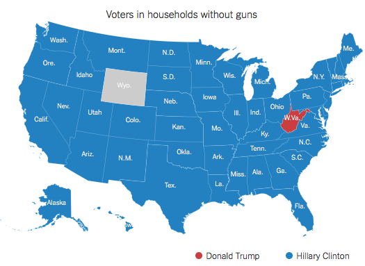 No guns vote