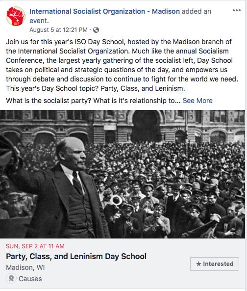 ISO Lenin
