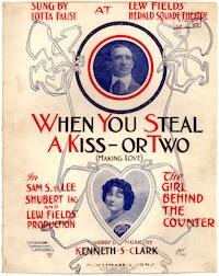 Steal a kiss