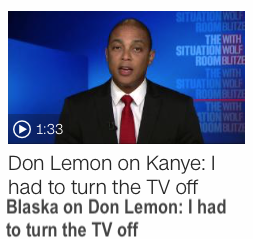 Blaska on Don Lemon