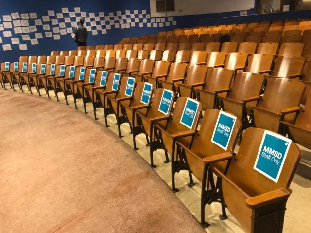 Empty seats Madison schools
