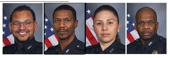 Police EROs 2019
