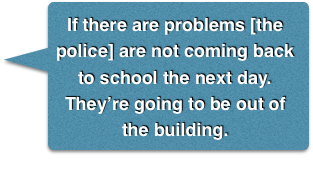 Problem police quote