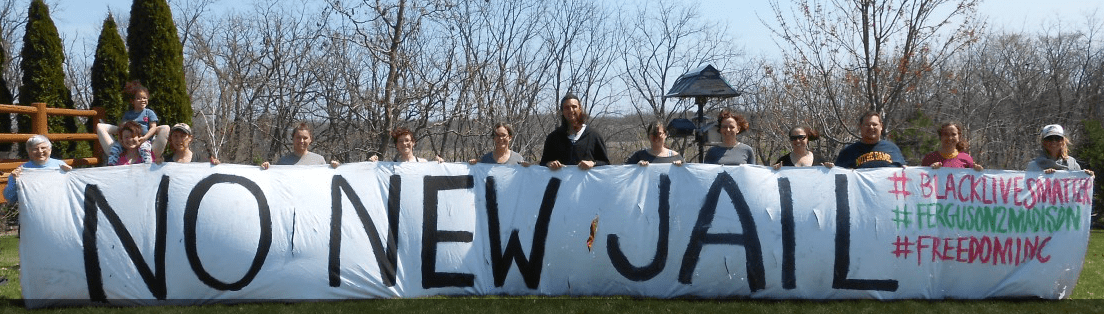 Groundwork No New Jail