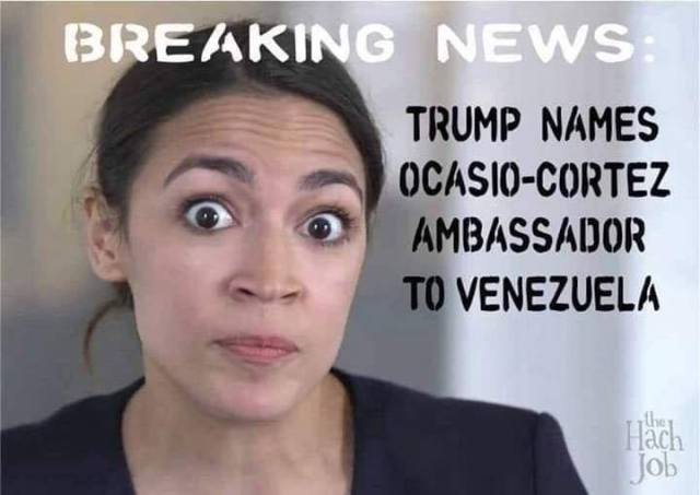 AOC named ambassador