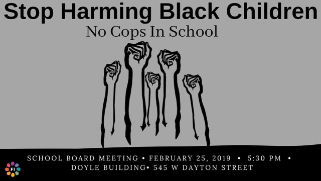 No Cops Feb. 25