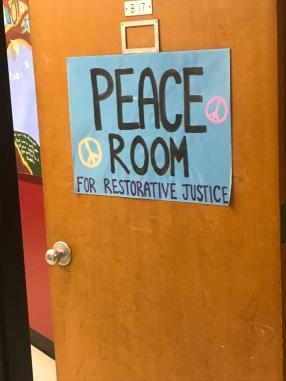 Restorative justice room