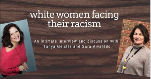 "Two white women ""face their racism"""