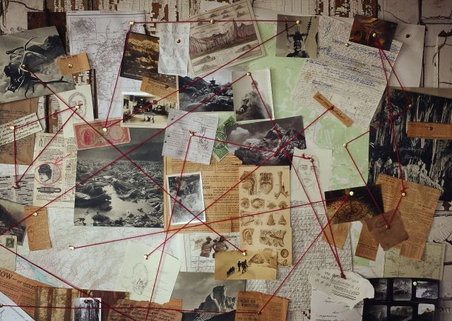 Conspiracy-Board