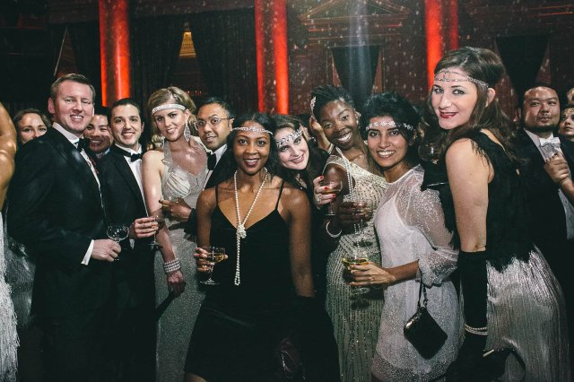The Great Gatsby Party, 2015 - Credit: Lauren Spinelli Photography