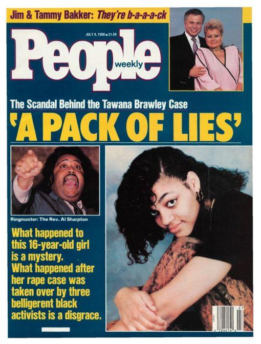 Tawana Brawley hoax
