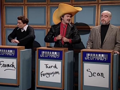 Turd Ferguson Jeopardy