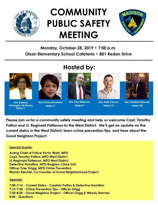 Oct 28 meeting