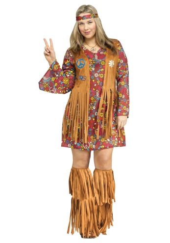 peace-love-plus-size-costume