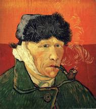 Van Gogh ear