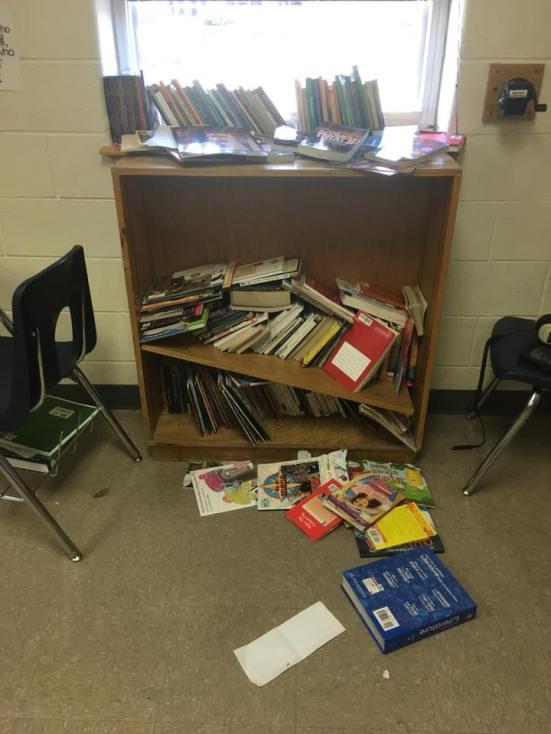 Julie Marburger classroom