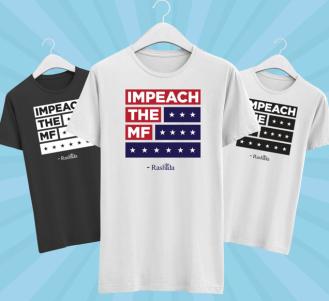 Rashida's T-shirts