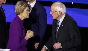 Bernie and Elizabeth