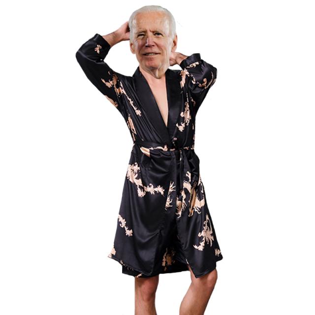 Joe's Kimono