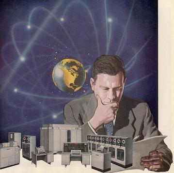 Predictions univac computer