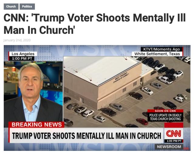 Trump voter