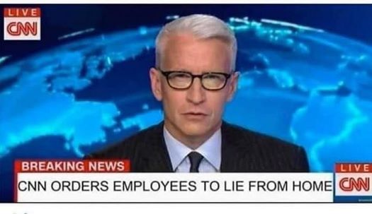 CNN lie home