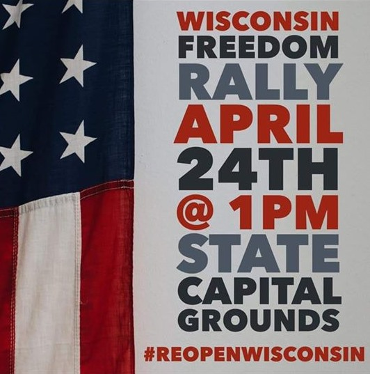 Open WI rally