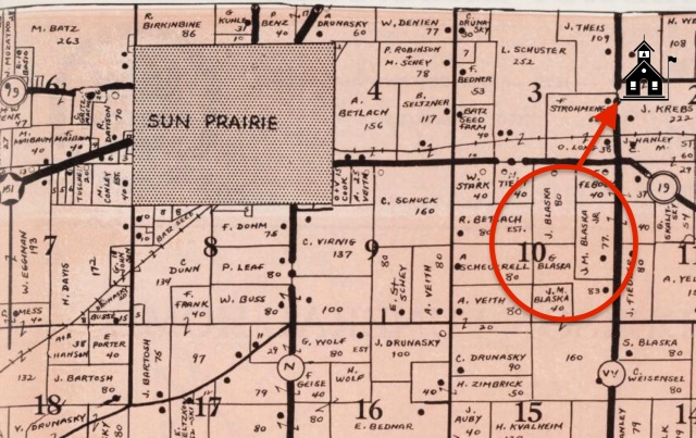 Sun Prairie TWP 1953 copy