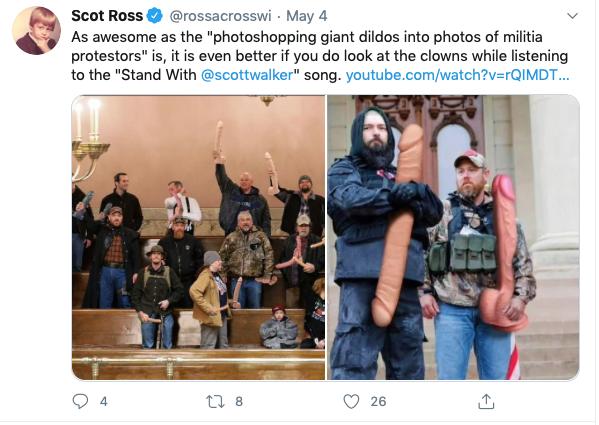 Dildo Ross