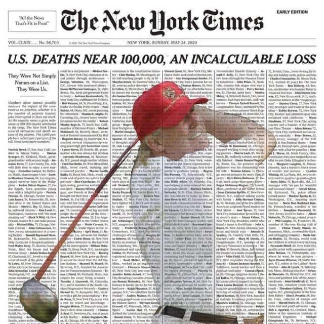 Trump golf NY Times