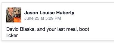 Jason Louise Huberty