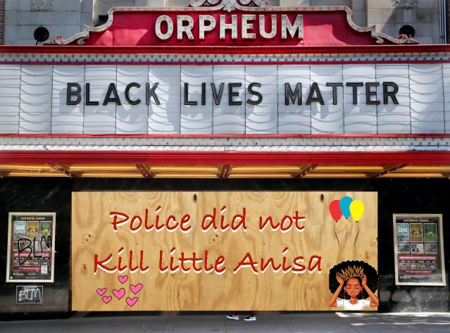 Orpheum not kill Anisa
