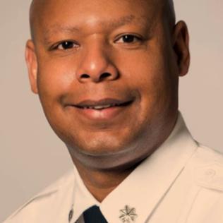 PD Chief Shon Barnes