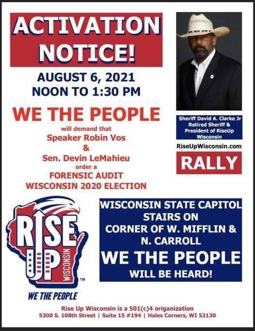 Capitol nut rally